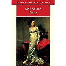 Emma, English edition (Oxford World's Classics)