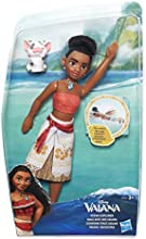 Vaiana - Muñeca nadadora (Hasbro C0153EU4)