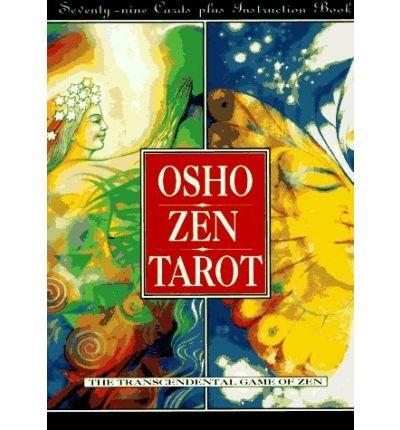 [(Osho Zen Tarot: The Transcendental Game of Zen)] [Author: Set Osho] published...