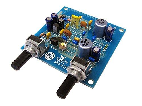 Kemo FM/UKW-Empfänger KEMO, mit 1W-Verstärker, 9 V