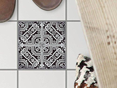 auto-adhsif-dcoratif-carreau-sol-mosaque-revtement-de-sol-personnaliser-toilette-design-black-n-whit