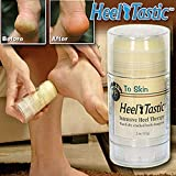 Fattonny Buona moda Vendita calda !! 1pcs / Heel Tastic crema per il massaggio del piede, crema di riparazione come si vede in piedi cura piedi di TV