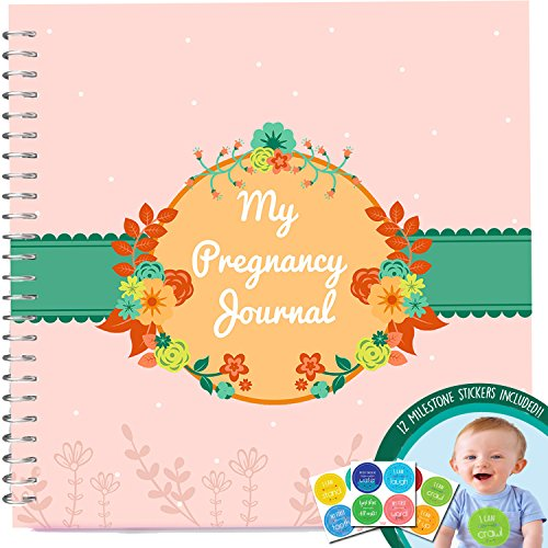 pregnancy-journal-stickers-unconditional-rosie-pregnancy-book-with-12-milestone-stickers-included