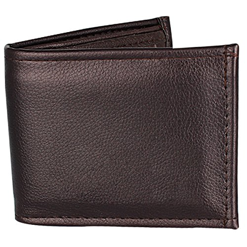 Mango People Brown casual Wallet For Men  available at amazon for Rs.110