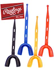 Rawlings - Rawlings protège dent + attache Couleur - Rouge