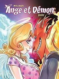 Ange et démon, tome 1 : Enfer par Mirka Andolfo
