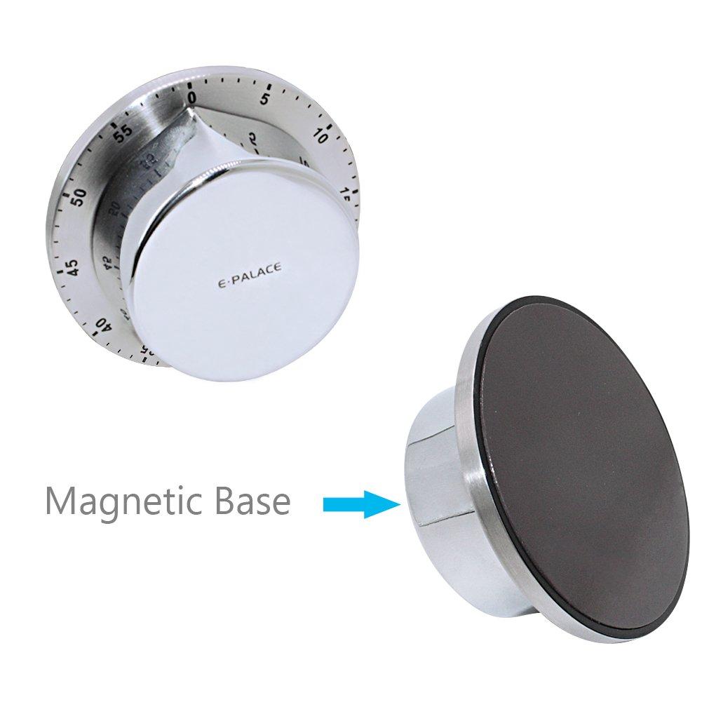 DarkFire Timer da cucina meccanico Timer da cucina magnetico Timer ...