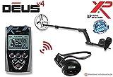 XP DEUS 22 HF RC WS4 Hochfrequenz Komplett-Set