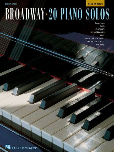 Broadway: 2 piano solos - 2nd édition piano