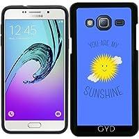 Custodia Silicone per Samsung Galaxy J3 2015 (SM-J310) - Tu