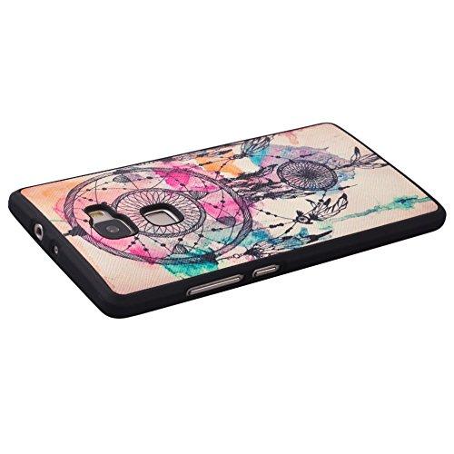 Voguecase® Per Apple iphone 5C, Custodia fit ultra sottile Silicone Morbido Flessibile TPU Custodia Case Cover Protettivo Skin Caso (grandi fiocchi di neve) Con Stilo Penna cappello di paglia