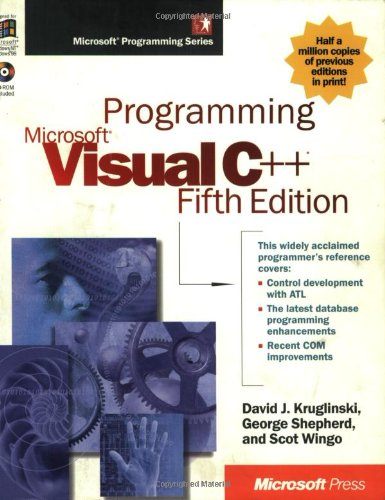 Programming Microsoft Visual C++, w. CD-ROM (Microsoft Programming Series) (Microsoft-computer-bücher)