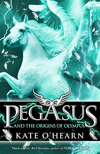 Pegasus and the Origins of Olympus: Book 4