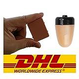 Microear New Secret GSM box invisibile Secret wireless micro Covert Bug (beige box)