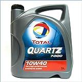 Total Quartz 7000 10w40 tanica 5 L