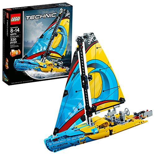 Lego Technic Le yacht de compétition 42074 (330 pièces)