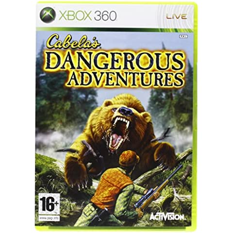 Cabela Dangerous Adventures (Xbox 360) [Importación inglesa]