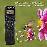 Déclencheur à Distance du déclencheur à télécommande numérique (Remplacement du MC-DC2) pour Nikon D90...