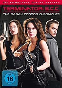 Terminator: The Sarah Connor Chronicles - Die komplette zweite Staffel [6 DVDs]