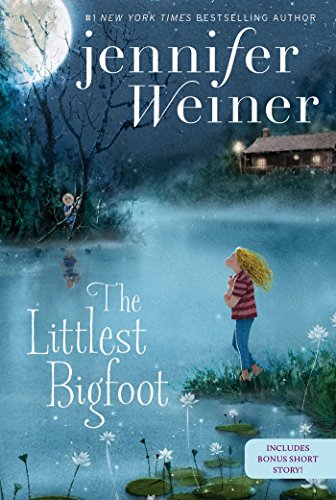 The Littlest Bigfoot (English Edition)