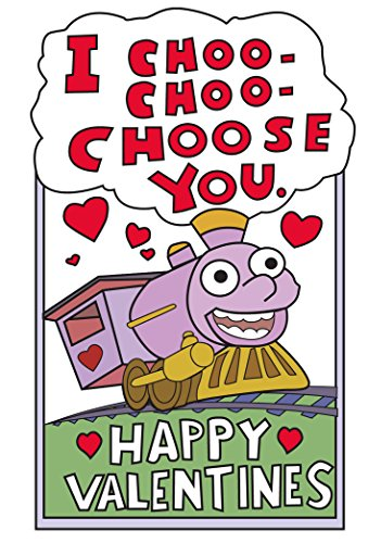 I Choo Choo Choose You Funny Valentines Card For Him Her The Simpsons Ralph Wiggum Buy Online In Cayman Islands At Cayman Desertcart Com Productid 55906484