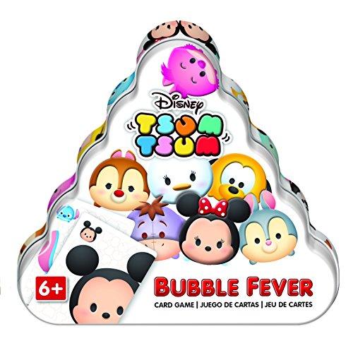 Wonderforge WFI01515Jeu de Cartes Tsum Tsum Bubble Fever (Français Non Garanti)