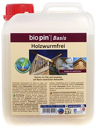 Biopin BIOPIN WETTERSCHUTZLASUR