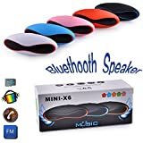 Bluetooth Multimedia Speaker Rugby With FM/Pen Drive/Micro-SD Card Slot Wi-Fi Compatible With Xiaomi/Mi And All Other Smartphones By Eaanu