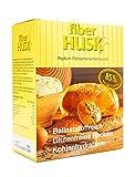 Flohsamenschalen fiber Husk gemahlen Pulver