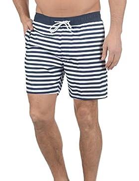 BLEND Leo Herren Badeshorts Badehose Swim-Shorts