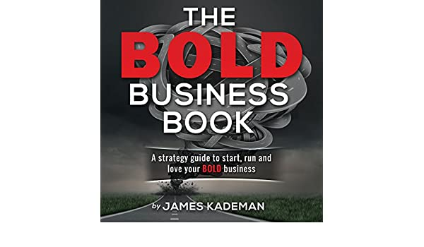 the bold business book a strategy guide to start run and love your