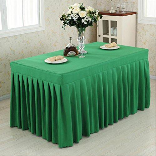 BYTQ® Tischdecke Europäische Art-Spitze-Viereck-Tuch-Tuch-Tuch-wasserdichter ölbeständiger Tischdecke-Tisch-Rock , green , - Clip-art-halloween Owl