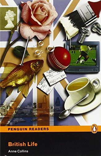 Peguin Readers 3:British Life Book & CD Pack: Level 3 (Penguin Readers (Graded Readers)) - 9781405878913