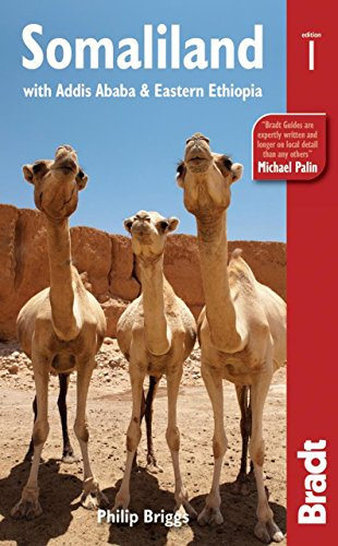 Somaliland: with Addis Ababa & Eastern Ethiopia (Bradt Travel Guides)