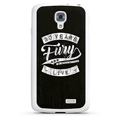 DeinDesign LG F70 Silikon Hülle Case Schutzhülle Band Fanartikel Musik - F70 Band