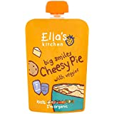 Ella's Kitchen Stage 2 from 7 Months Organic Cheese Pie 130 g (Pack of 6)