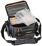 Savage Gear System Box Bag XL + Cover - Kunstködertasche für Gummifische, Wobbler & Jerkbaits,...