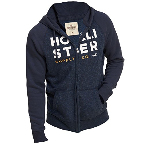 hollister-herren-colorblock-graphic-full-zip-hoodie-kapuzenpullover-strickjacke-grosse-m-navy-625221