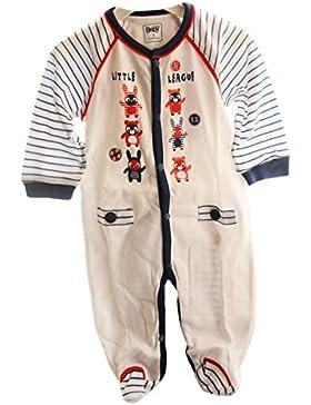 Strampler Baby Overall 62 68 74 80 86 Schlafanzug Langarm Anzug Langarm