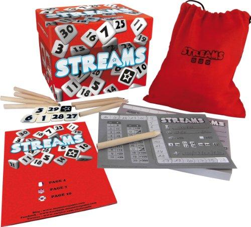 Streams Board Game