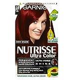 Garnier Nutrisse Extrem Dauerhafte Farb 2,6 Dunkle Kirsche