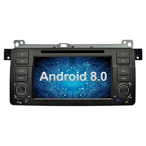 Ohok 7 Pulgadas 1 DIN Autoradio Android 8.0 Oreo Octa Core 4GB...