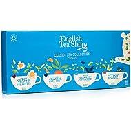English Tea Shop Organic Classic Tea Collection (Pack of 60 Tea Bags)