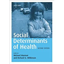 Social Determinants of Health (English Edition)