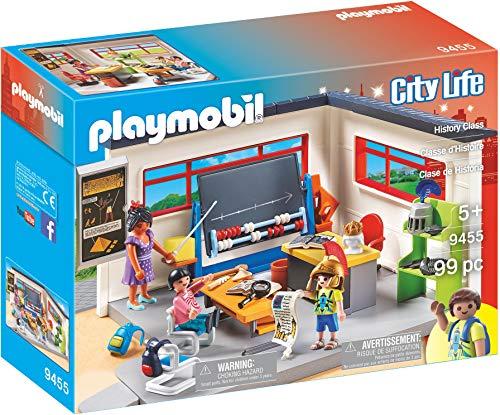 Playmobil Clase de Historia Juguete geobra Brandstätter 9455