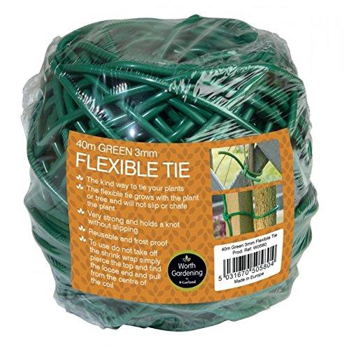 Garland W0580 135 g-Flexi-Tie Vert 2,5 mm