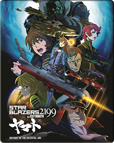 Star Blazers 2199 - Space Battleship Yamato - Odyssey of the Celestial Arc - The Movie 2 [DVD] im FuturePak