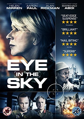 Eye In The Sky [DVD] [2016] by Helen Mirren