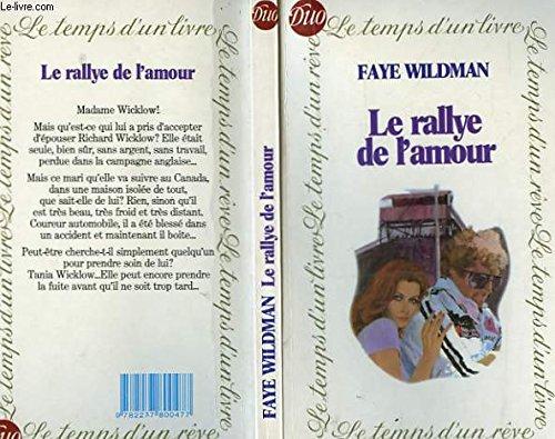 Le Rallye de l'amour (Duo)
