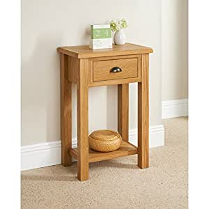 HK:A BRAND NEW WILTSHIRE SMALL CONSOLE TABLE